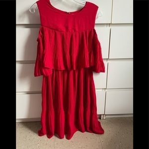 Alice & You Red Dress Size 10